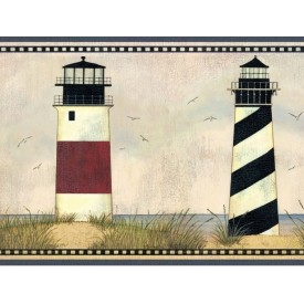 Lighthouse Legends Border