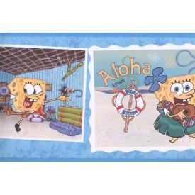 Spongebob Travels Border