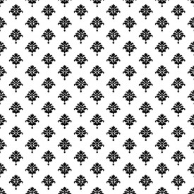 Bling It On Fleur-De-Lis Wallpaper