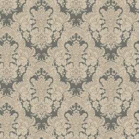 Document Damask Wallpaper