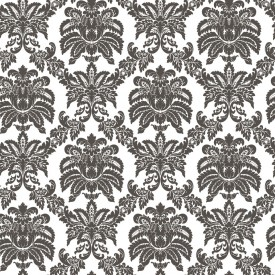 Floral Harlequin and Damask Wallpaper