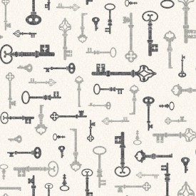 Skeleton Key Wallpaper