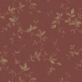 Leaf Ivy Toile Wallpaper