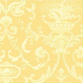 Neoclassic Shells Wallpaper