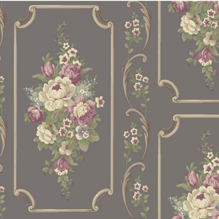 floral wallpaper panels -#main