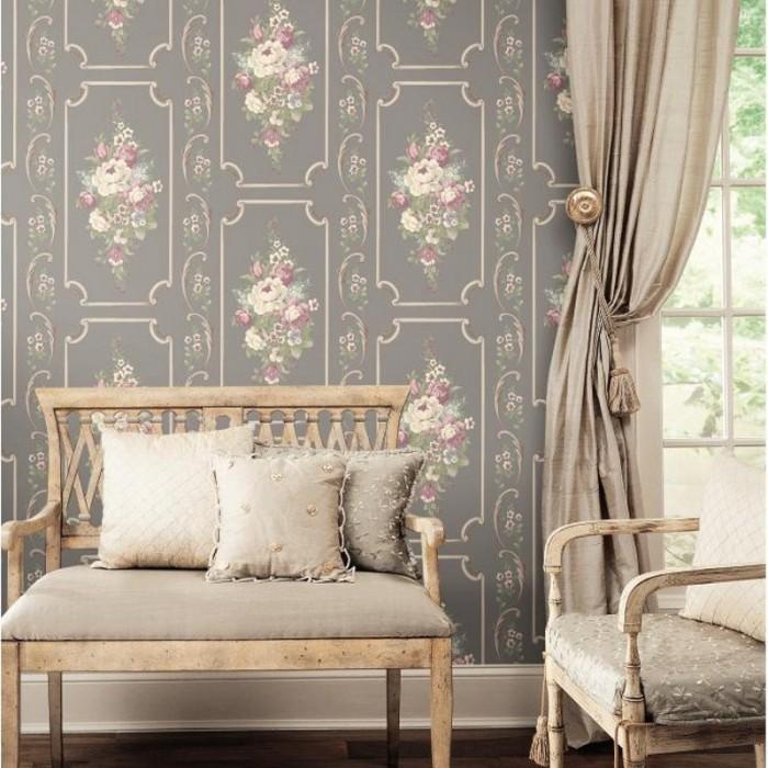 floral wallpaper panels - photo #6