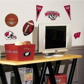 Wisconsin Wall Stickers