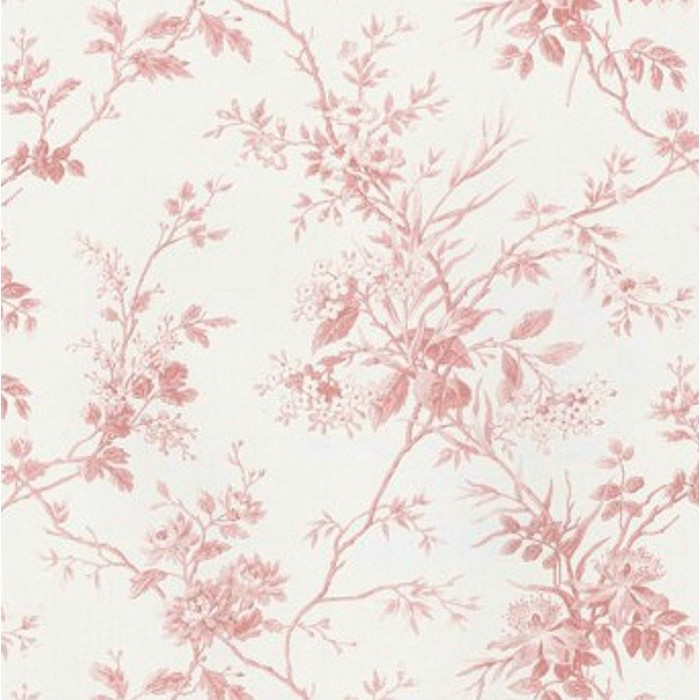 discount wallcovering floral toile wallpaper swd068