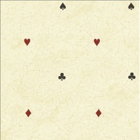 Playing Card Suits Wallpaper