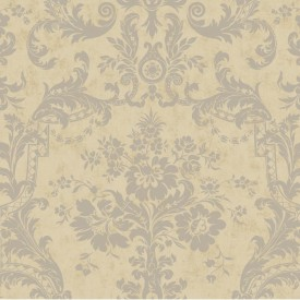 Montebello Damask Wallpaper