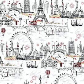 Euro Scene Wallpaper