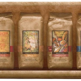 Coffee Bags Border