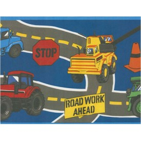 Construction Vehicles Border