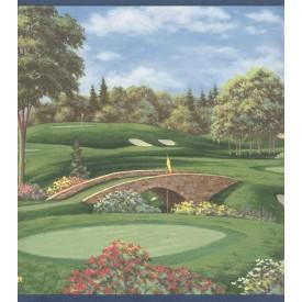 Golf Course Border