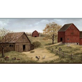 Farmstead Border