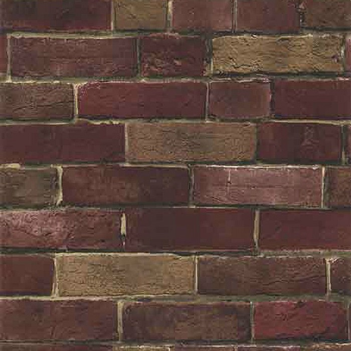 Bg21586 brick wall wallpaper discount wallcovering for Cheap brick wallpaper