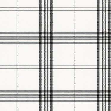 Black & White Plaid Wallpaper