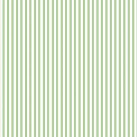 Light Green Pinstripe Wallpaper