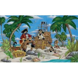 Pirates Mural