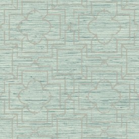 Irongate Trellis Wallpaper