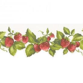 Strawberry Die-cut Border