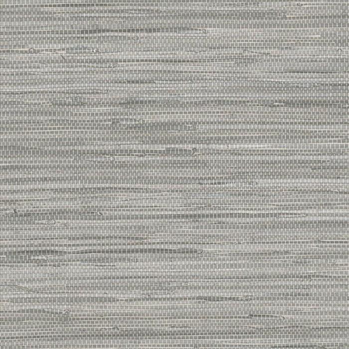 Printed Grasscloth Wallpaper: NT33703-Grasscloth Pattern Wallpaper-Discount Wallcovering