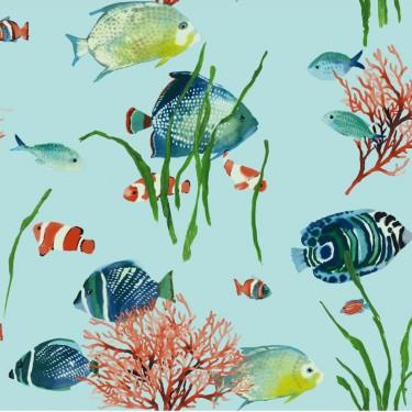 Tropical Reef Wallpaper
