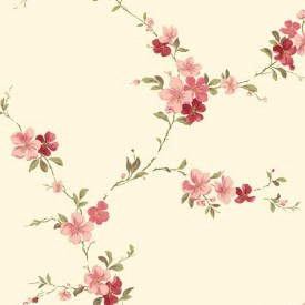 Blossom Trail Wallpaper