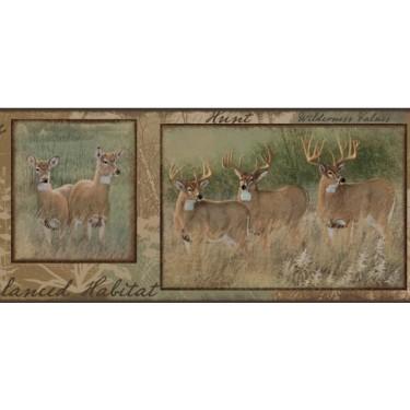 Nature's Plan Deer Border
