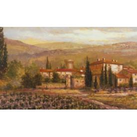 Uzzano Mural