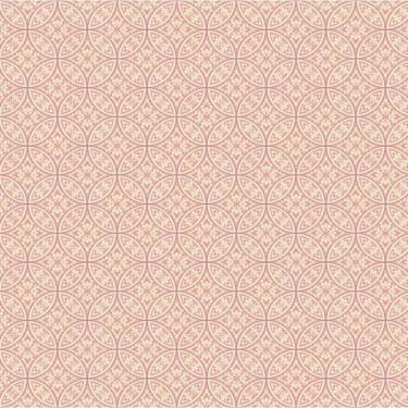 Lacey Circle Geo Wallpaper