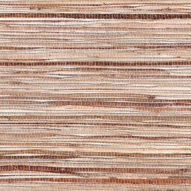 Natural Jute On Foil Grasscloth Wallpaper