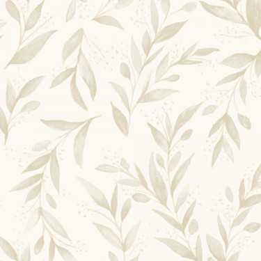 Me1538 Magnolia Home Olive Branch Wallpaper Discount