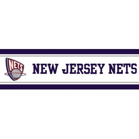 New Jersey Nets Border