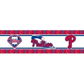 Philadelphia Phillies Peel and Stick Border