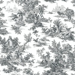 Campagne Toile Wallpaper