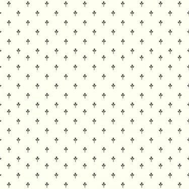 Ditsy Small Print Wallpaper