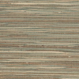 Natural Raw Jute Grasscloth Wallpaper