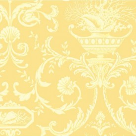 Neoclassic Shells Wallpaper