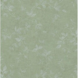 Leaf Ivy Toile Wallpaper