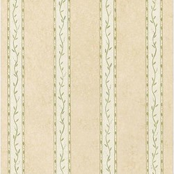 Vine Stripe Wallpaper