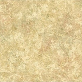Bohemian Floral Wallpaper