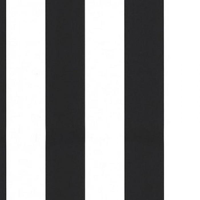 Sy33918 Black Amp White 2 625 Inch Striped Wallpaper