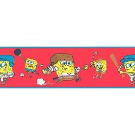 Spongebob Sports Border