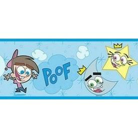 Nickelodeon Fair Odd Parents Border