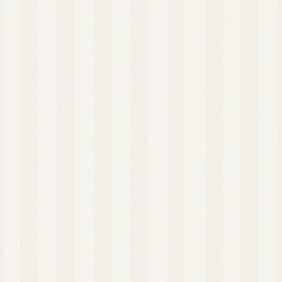 White on White Flat/Satiny Stripe Wallpaper