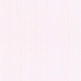 Pink Pinstripe Wallpaper