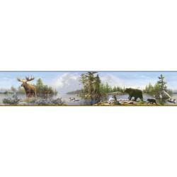 Moose Lake Border