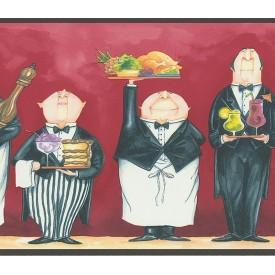 European Waiters Border