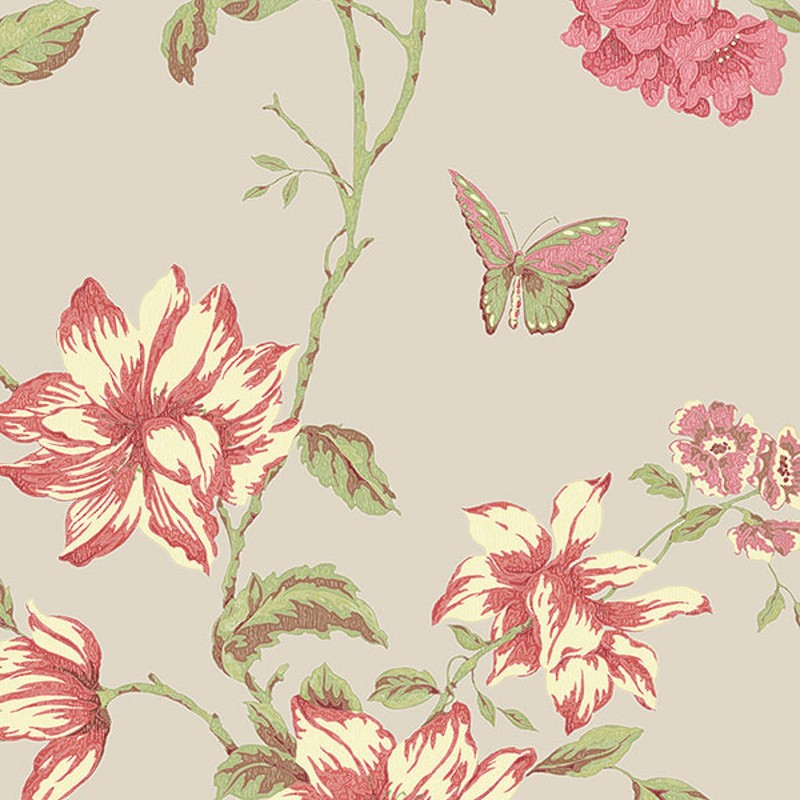 g34306 english floral trail wallpaper discount wallcovering